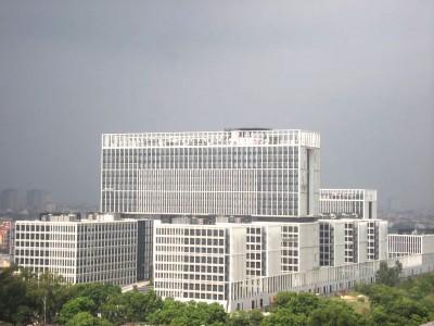 Tòa nhà Bộ Công An